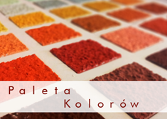 Paleta kolorów tynków Izotherm