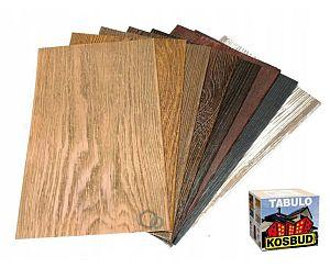 Deska elewacyjna dekoracjna Tabulo Kosbud PCV elastyczna imitacja drewna